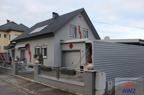 Wohnhaus am Stadtrand von Wels!