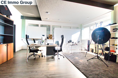 Büroraum (3A) in Hörsching mit Klimaanlage