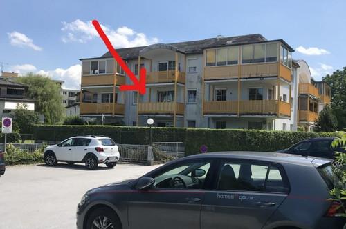 hell und freundlich - 2-Zimmer-Wohnung mit Balkon und Tiefgarage