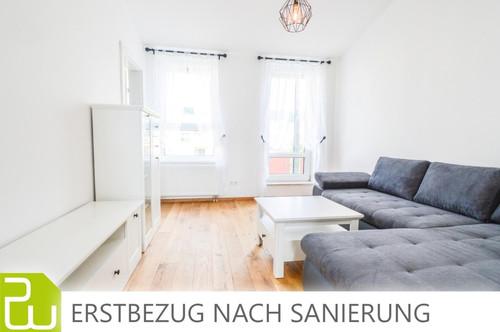ERSTBEZUG - WUNDERSCHÖN SANIERTE TRAUMWOHNUNG IN ABSOLUTER RUHELAGE