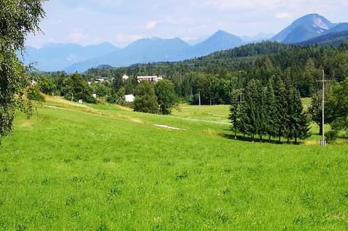 Nur noch 3 traumhaft sonnige Baugründe mit Mittagskogelblick - Nähe Aichwaldsee