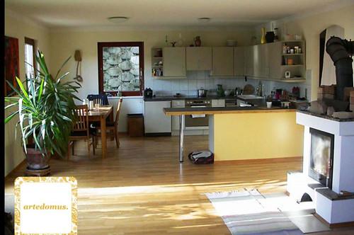 20 Min. von nördl. Stadtgrenze Wiens - FAMILIENHAUS mit 184 m² Wohnfläche u. 6 Zimmern in IDYLLISCHER RUHELAGE