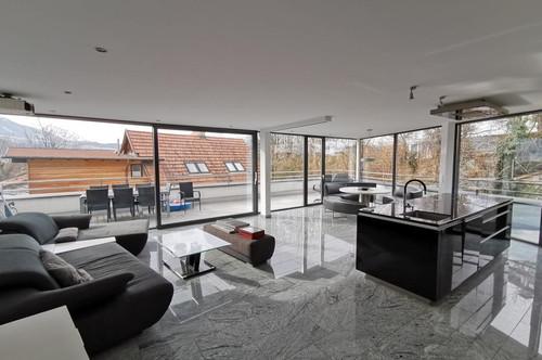 Traumhafte Dachgeschoß-Terrassen-Wohnung in Rum