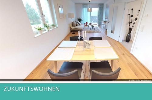 Zukunftswohnen Wohnungen Sinabelkirchen 70-135 m²
