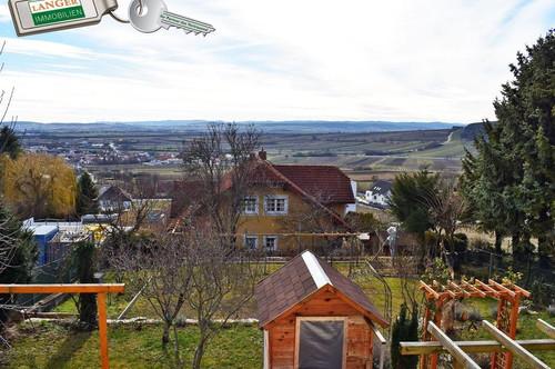 <b>Großhöflein bei Eisenstadt: Dieser große Bungalow hat auch einen Teilwohnkeller!!!</b>