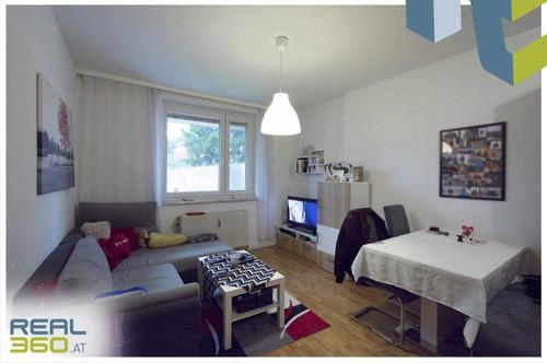 2-Zimmer-Wohnung mit Küche in Linz-Urfahr zu vermieten!!