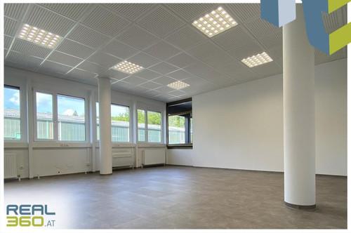 Tolle Bürofläche in optimaler Linzer Lage zu vermieten!