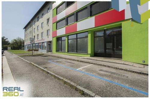 Bürofläche in Linz-Süd (nahe Autobahnauffahrt) zu vermieten!