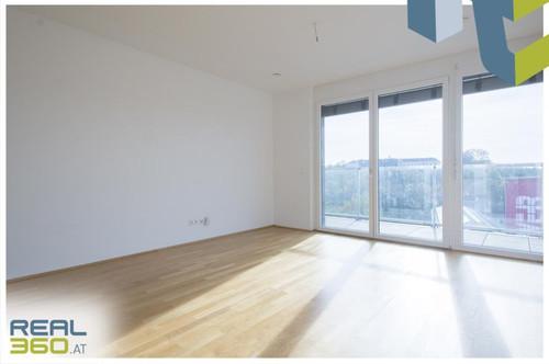 Moderne 3-Zimmer-Dachgeschoßwohnung mit Loggia in Linz zu vermieten!