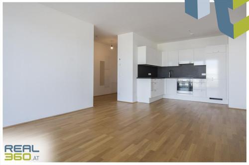 Schöne 3-Zimmer-Wohnung mit durchdachter Raumaufteilung und Loggia in Linz zu vermieten!
