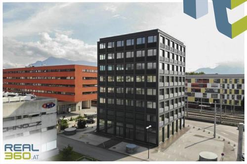 Optimale Büroflächen mit flexibler Raumaufteilung in Salzburg zu vermieten!