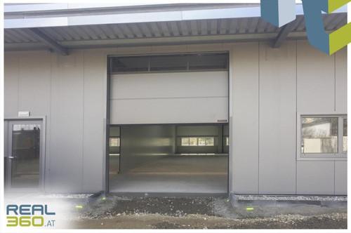 Teilbar - Erstbezugs-Lagerflächen in Linz-Neue Heimat zu vermieten!