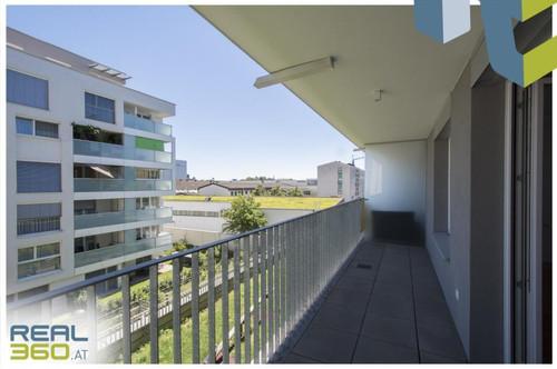 2-Zimmer-Wohnung mit hofseitiger Loggia in Linz zu vermieten!!