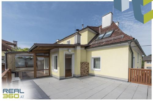 Dachterrassenwohnung mit 3 Schlafzimmern, Klimaanlage und Garagenplatz
