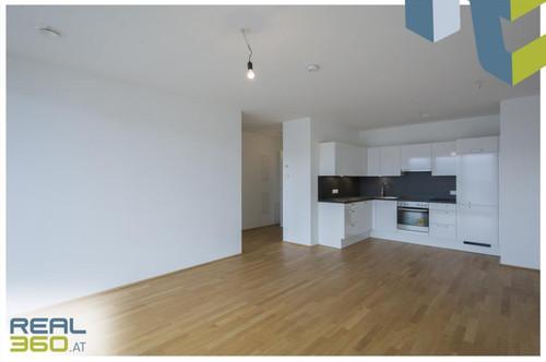 Hofseitig ausgerichtete 3-Zimmer-Wohnung mit Küche zu vermieten!