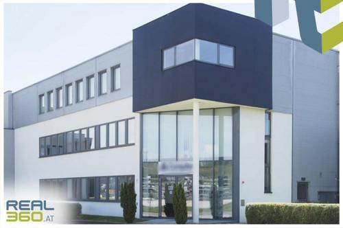 Optimal aufgeteilte Bürofläche in Linz-Süd zu vermieten!
