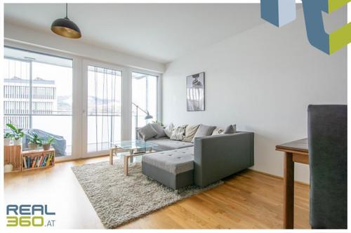 Tolle Wohnung mit Blick auf den Pöstlingberg in Linz-Urfahr zu vermieten!!