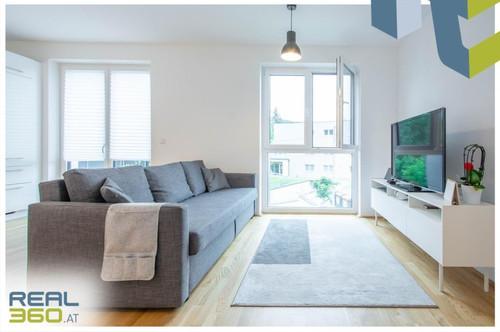 Traumlage von Linz-Urfahr - 3-Zimmer-Wohnung zu vermieten - Zweitbezug!