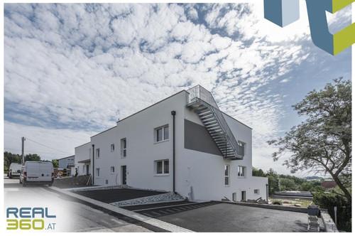 BEZUGSFERTIG - Penthouse mit 160m² Dachterrasse und den ganzen Tag Sonne zu verkaufen!