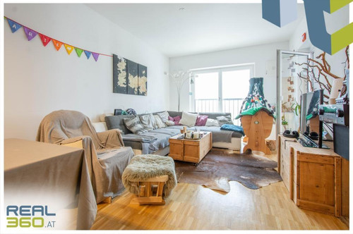 Linz-Urfahr - 3-Zimmer-Wohnung mit großer Terrasse und Loggia zu vermieten!