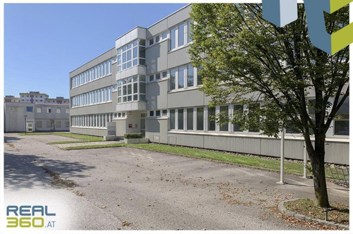 Erstbezug nach Generalsanierung - Bürohaus nahe Infracenter in Linz-Wegscheid zu vermieten!