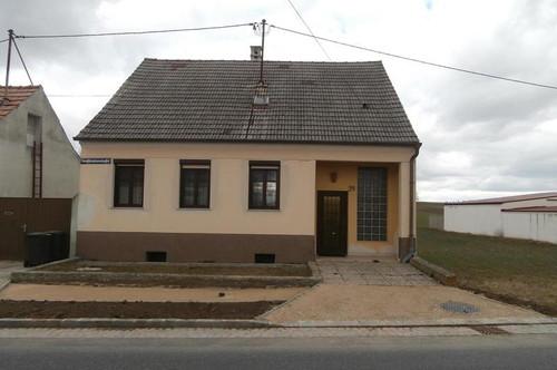 Walterskirchen: Kleines Landhaus, Nähe Poysdorf