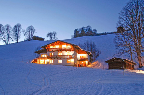 SKI IN / SKI OUT - Apartmenthaus direkt an der Skipiste
