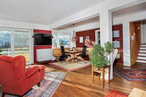 Edles Landhaus mit Panoramablick