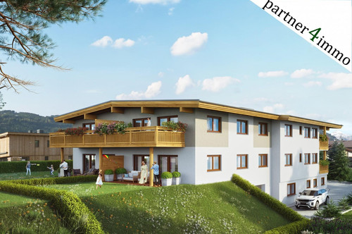 Exclusives Ferienappartement mit Garten in Top Lage in Fügen