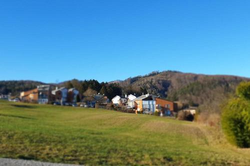 Sonnige Ruhelage mit sehr guter Infrastruktur nur 10-15 Min von Graz