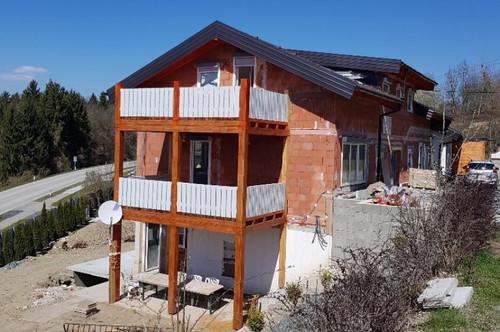 NEUE EIGENTUMSWOHNUNG MIT 103 m²! 3 ZIMMER! 15 m² SONNENTERRASSE! 2 KM ZUM LÄNGSEE! 3,9 KM ZUM GOLFCLUB!