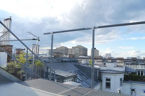 Schöne Maisonette mit 2 Terrassen in guter Lage des 9. Bezirks!