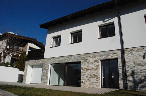 Doppelhaushälfte der Luxusklasse - Aussicht über ganz Innsbruck