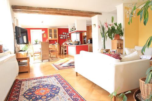 Wohnungseigentum in stilvollem Arkadenlandsitz