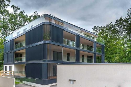 Terrassenwohnung in Pörtschach mit Blick auf den Wörthersee