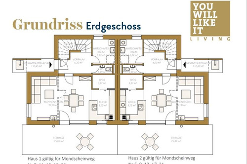 Haus mit Grund. You Will Like It!