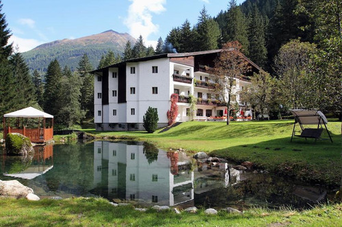 Hotel Evianquelle. Bad Gastein.