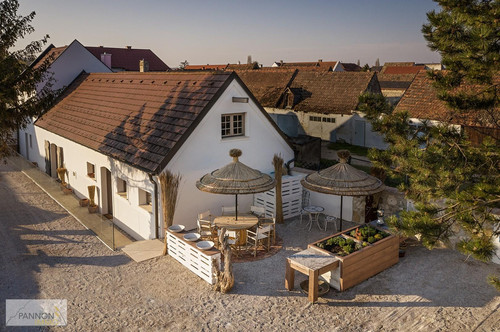 Schützen - pannonisches Wohnen im stylisch sanierten Presshaus