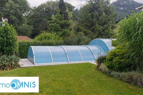 Großzügiges Baumeisterhaus mit Pool in Ruhelage