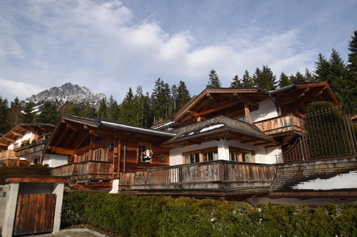 Bezaubernde Alpen Residenz in Ellmau