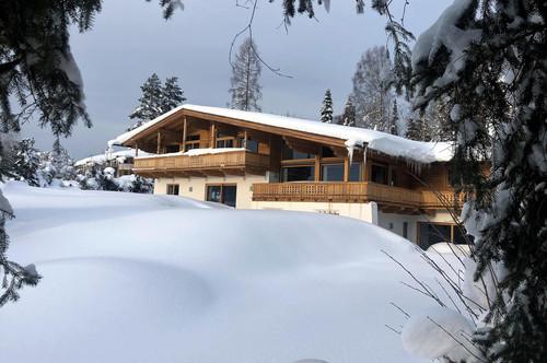 Kitzbühel-Großzügiges Anwesen in sonniger Top Lage mit Freizeitwohnsitz - Widmung