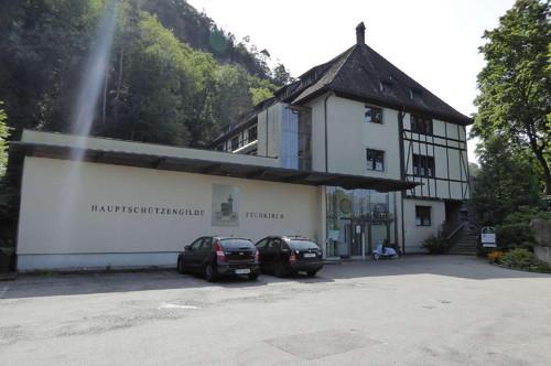 Attraktive Bürofläche im historischen Schützenhaus