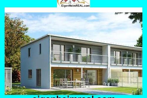 Idyllisches Wohnen Doppelhaushälfte NEUBAU