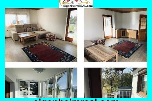 Wernberg 3 Zimmer mit Balon und Gartenmöglichkeit