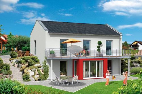 Herrlicher Ausblick! Einfamilienhaus Neubau