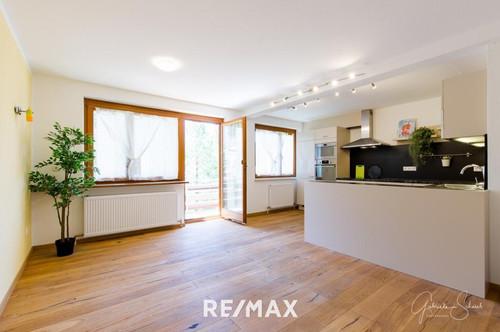 Top renovierte 3-Zimmer Wohnung in Abtenau zu verkaufen