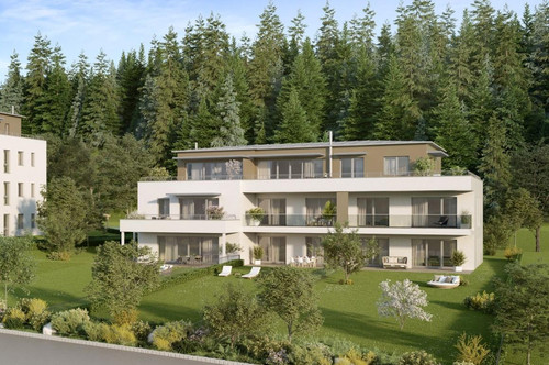 2 Zimmerwohnung in Reifnitz mit Blick auf den Wörthersee! Erstbezug