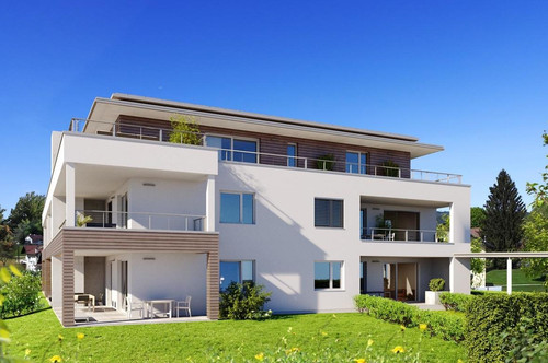 GREEN & LAKE Suites - Reifnitz am Wörthersee! Lifestyle-Penthouse mit XXL-Dachterrasse