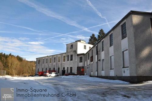 Historisches Fabriksgebäude, ideal für Oldtimer in 4170 Haslach