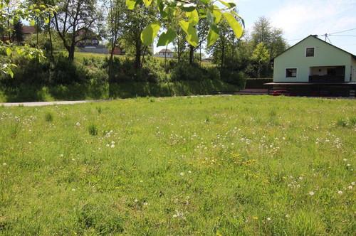 Baugrund in sonniger schöner Lage in Katsdorf